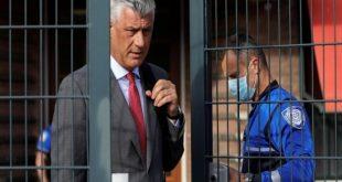 Avokati i ish-kryetarit, Hashim Thaçi, Gregory Keohe, dërgon në Gjykatë parashtresat për lirimin nga paraburgimi
