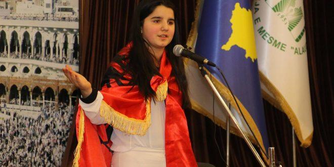 """Në ambientet e Medresesë, """"Alauddin"""", në Prishtinë, u mbajt Festivali i Recituesve"""