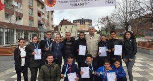 """Më 31 mars 2019 në Lipjan mbahet mini-maratona """"Vrapojmë Shtigjeve të Haradin Bajramit 2019""""."""