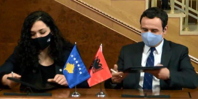 Vjosa Osmani do të garojë në listë të përbashkët më Vetëvendosjen më 10 kandidat për deputetë