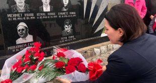 Magbule Shkodra: Sakrifica e martirëve të rënë që ne të jetojmë sot të lirë, qoftë e paharruar dhe udhërrëfyese për brezat