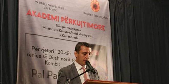 Në Prizren, u përkujtua Heroi i kombit Pal Palucaj