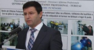 Fatmir Shurdhaj: LETËR DORËHEQJE