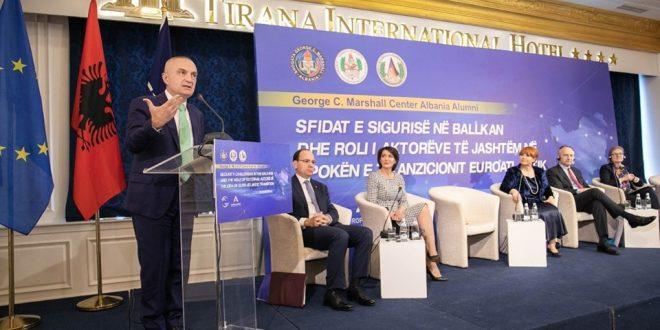 Ilir Meta: Nëse thoni të bashkohen shqiptarët, unë them pse të mos bashkohen të gjithë serbët(!)