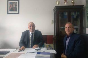 """Kryetari i Vitisë, Sokol Haliti kërkon që edhe kjo komunë të këtë kyçje në autostradën """"Arbën Xhaferi"""""""