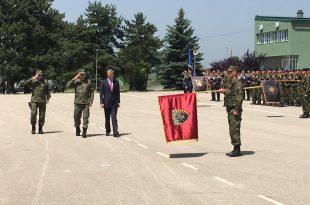 Thaçi: FSK është e mishëruar me dëshirën për liri dhe gatishmërinë për të mbrojtur paqen dhe territorin e Kosovës