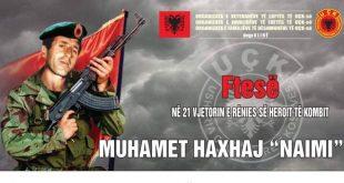 Më 3 korrik 2019 në klinë përkujtohet dëshmori i kombit Muhamet Haxhaj në 21 vjetorin e rëniës heroike të tij