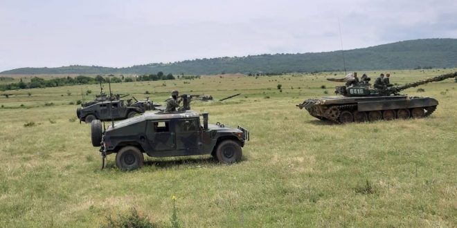 Ushtria e Shqipërisë, tregoi nivel të lartë përgatitjes në një stërvitje të përbashkët të NATO-s në Bullgari