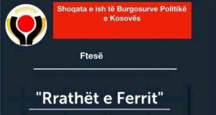 """Nesër promovohet libri """"Rrathët e Ferrit"""" të autorit dhe veprimtarit të çështjes kombëtare, Nijazi Straja"""