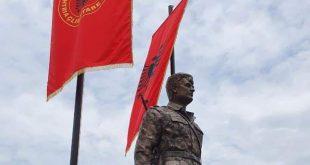 Në 21-vjetorin e rënies heroike të dëshmorit të kombit, Nazmi Ukësmajli sot në Ferizaj është shtatorja e tij