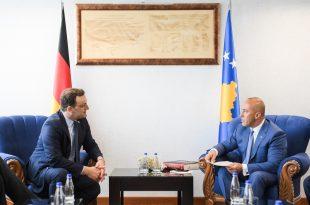 Kryeminstri Haradinaj thotë se Gjermania vazhdon të jetë përkrahësi kryesor i Kosovës në zhvillim dhe integrim