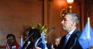 Veseli në Washington kërkon nga shtetet që nuk e kanë njohur pavarësinë e Kosovës që ta bëjnë një gjë të tillë