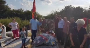 Sot është përkujtuar veterani i UÇK-së, Zenel Goxhuli në një vjetorin e ndarjës se tij nga jeta