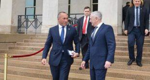 Ramush Haradinaj thotë se raportet tona me partnerët kanë për bazë sinqeritetin, jo servilizmin