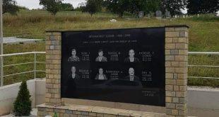Nesër në Pemishtë të Skenderajt zbulohet lapidari për gjashtë dëshmorët e martirët e lagjes Loshi të rënë për liri