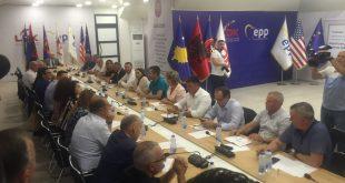 LDK e konfirmon se nuk do të bëjë koalicion me Partinë Demokratike të Kosovës