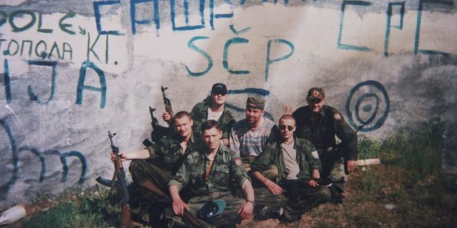 Kriminelet serbe