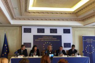 Zyra e BE-së në Kosovë është shprehur e gatshme përmes ekipit vëzhgues të monitorojë zgjedhjet nacionale të 6 tetorit