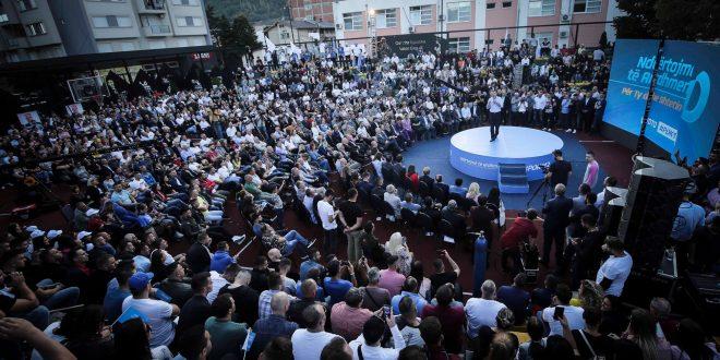 Kadri Veseli: Ne nuk i kemi dërguar 72 lëndë të korrupsionit për Isa Mustafën në prokurori, por Vetëvendosja
