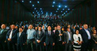 Kandidati për kryeministër nga koalicioni AAK-PSD, Ramush Haradinaj, ka mbajtur një tubim elektoral në Drenas