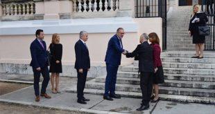 Kroacia është një prej shteteve evropiane që mbështet pa rezerva çeljen e negociatave me Shqipërinë