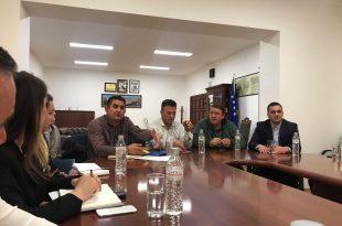 OAK: Bizneset delegojnë shqetësimet te kryetari i Prizrenit Mytaher Haskuka