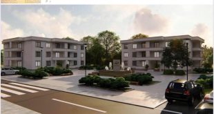 Pacolli: Shumë shpejt ka përfunduar projekti i ndërtesave që do të ndërtohen në Thumanën pas tërmeit të 26 nëntorit