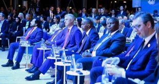 Ne e dimë sesa i rëndësishëm është të jetuarit në një mjedis paqësor, tha kryetari Thaçi në Forumin e Parisit