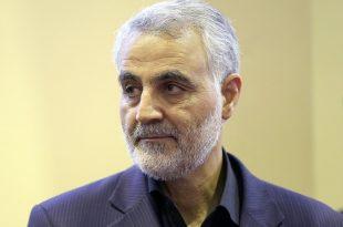 Nga një sulm ajror me dron të urdhëruar nga SHBA-të është vrarë lideri i ushtrisë së Iranit, Qassem Soleimani