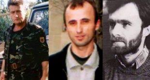 22 vjet nga rënia heroike e dëshmorëve të kombit Hyzri Talla, Afrim Maliqi dhe Ilir Durmishi
