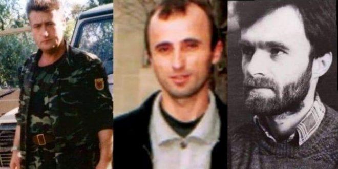 21 vjet nga rënia heroike e dëshmorëve të kombit Hyzri Talla, Afrim Maliqi dhe Ilir Durmishi