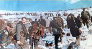 Më 14 dhjetor të vitit 1998, në vendin e quajtur Likenet e Hasit, në Gorozhup të Pashrikut kanë rënë dëshmorë...
