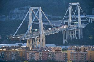 Në Gjenova vazhdon largimi nga i banorëve që kishin shtëpitë poshtë urës së rrënuar