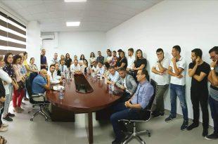 Kryetari i Nismës Socialdemokrate, Fatmir Limaj thotë se se mbështetja për Nismën në Gjilan është dyfishuar