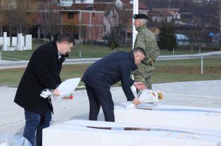 Bekim Jashari: E kemi borxh dhe obligim të punojnë për Kosovën por pa e harruar të kaluarën e vendit tonë