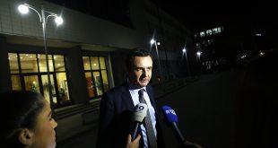"""Albin Kurti: Nuk përafrim të njëanshëm, Lidhja Demokratike e Kosovës po insiston në stilin """"merre ose lëre"""""""