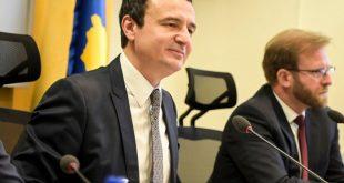 Ish-drejtorii ACK-së, Eset Berisha bën kallëzim penal ndaj Albin Kurtit dhe Haki Abazit