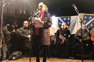Profesoresha suedeze e fizikës, Kristina Doctare, ka njoftuar se do të kthejë çmimin Nobel për Paqe të viti 1988