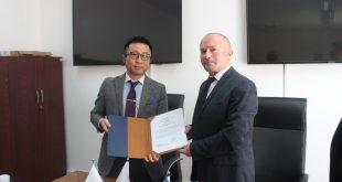Drejtori i Përgjithshëm i Agjencisë së Menaxhimit Emergjent nënshkruan marrëveshje bashkëpunimi me JICA Japoneze