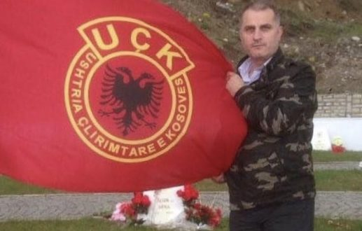 Shpend Gjocaj- ish-luftetar i lirisë