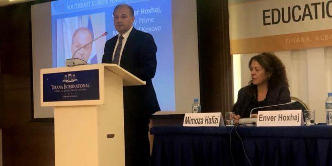Hoxhaj: Mungesa e perspektivës euro-atlantike për Ballkanin Perëndimor krijon hapësirë për ndikimin e Rusisë