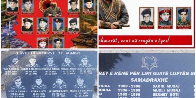 Rrahim Bekteshi: 21 vjet më pas përkujtojmë dëshmorët dhe martirët e fshatit Samadraxhë