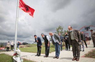 Kadri Veseli: Nderim i përjetshëm për të rënët, nderim edhe për luftëtarët e gjallë të UÇK-së