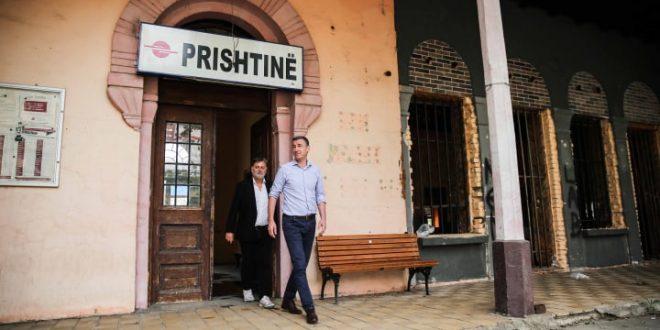 Kadri Veseli kërkon sërish që stacioni i trenave në Prishtinë të kthehet në muze të, që mos harrohet e kaluara