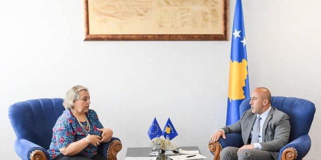 Papadopoulou: Institucionet vendore kanë ngritur kapacitetet për një shtet ligjor e funksional në tërë territorin e Kosovës