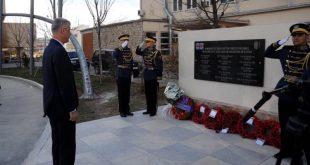 Thaçi: Ata që me sakrificën e tyre ndërtuan paqen dhe humbën jetën në vendin tonë janë heronj të Kosovës