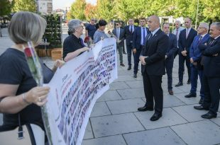 Haradinaj: Të zhdukurit e luftës janë plaga jonë më e madhe, që na përcjellë secilën ditë, tash e dy dekada