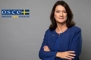 Nga 1 janari kryesimin e OSBE-së e merr Suedia e cila e falënderon Shqipërinë për punën e kryer në vitin 2020