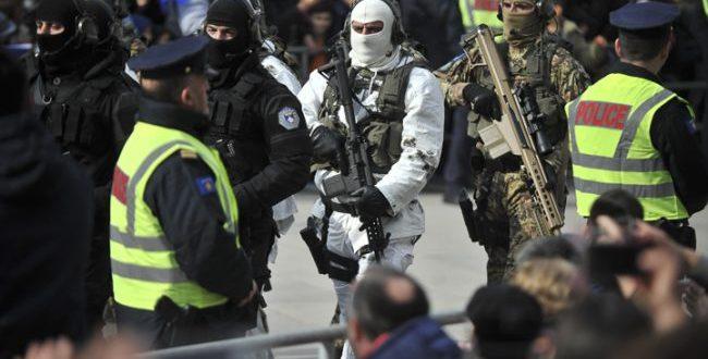 Në ditën e themelimit të Ushtrisë e Kosovës, Policia e gatshme të garantoj siguri në kuadër të përgjegjësive ligjore