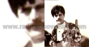 Adem Bajram Selmani (1967 - 16. 6.1998)